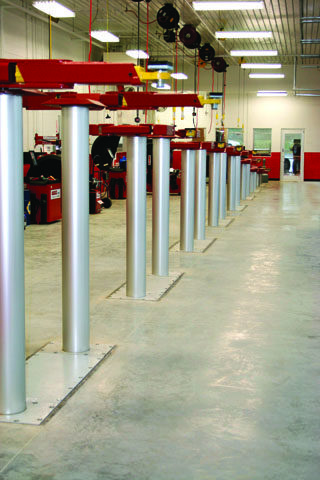 Time for a new lift? Check out your options to choose the best one for your shop