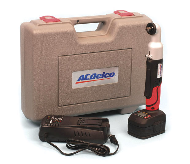 Tool review: ACDelco angle impact wrench
