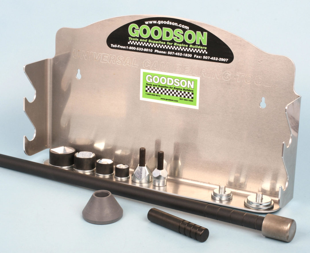 Tool review: Goodson cam bearing tool