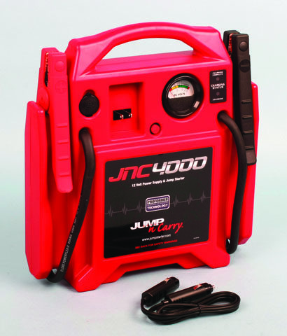 Tool review: Jump-N-Carry jump starter -- Portable model packs a punch for quick battery boost