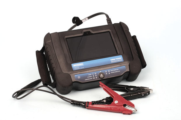 Tool review: Midtronics' DSS-7000 battery analyzer -- A very sophisticated diagnostic tool