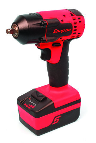 Tool review: Snap-on CT8810A cordless impact wrench