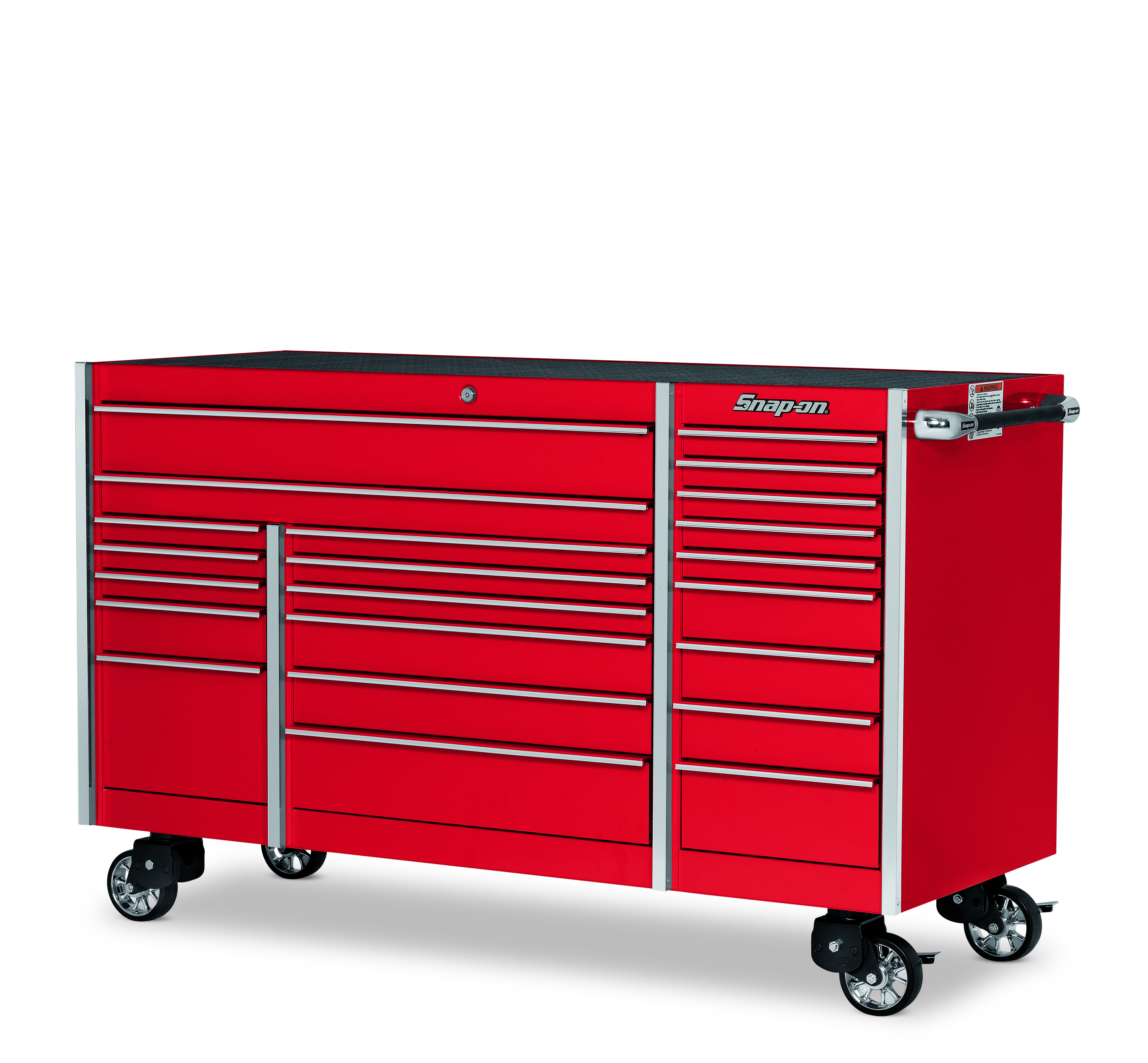 Tool storage units: get a triple for a double from Snap-on