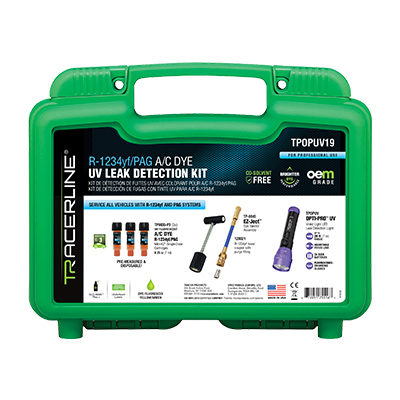 Tracer Articles Offers Leak Detection Kit