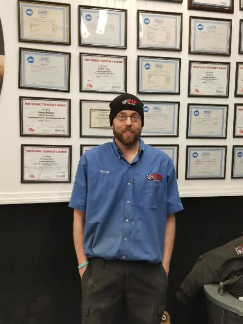 Two VIP Tires and Service Employees Earn World Class Technician Status