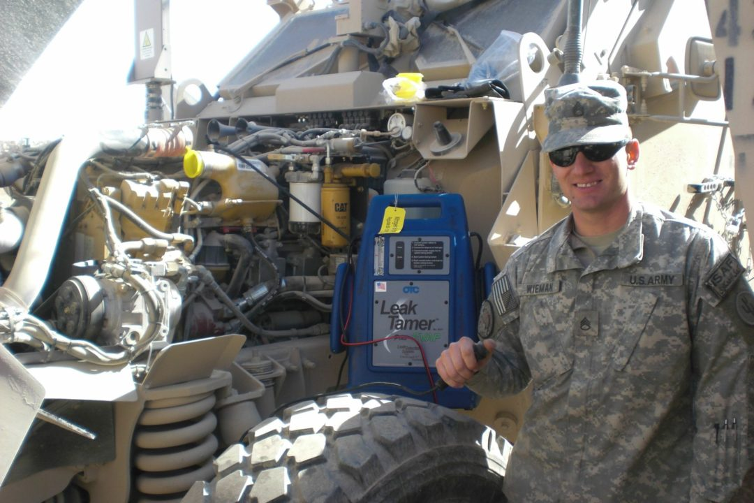 U.S. Army veteran to join auto service ranks