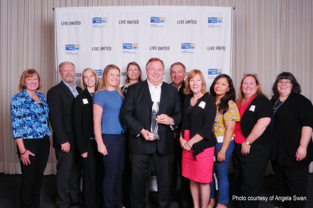 United Way Receives $273,000 from Brake Parts Inc