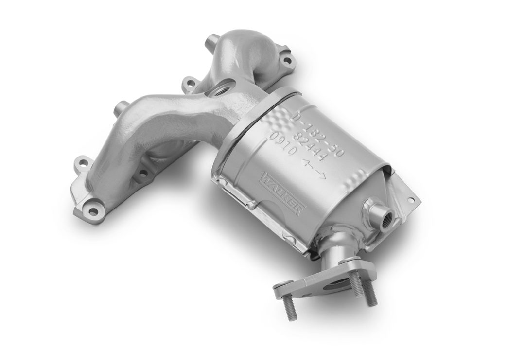 Walker catalytic converter line is expanded
