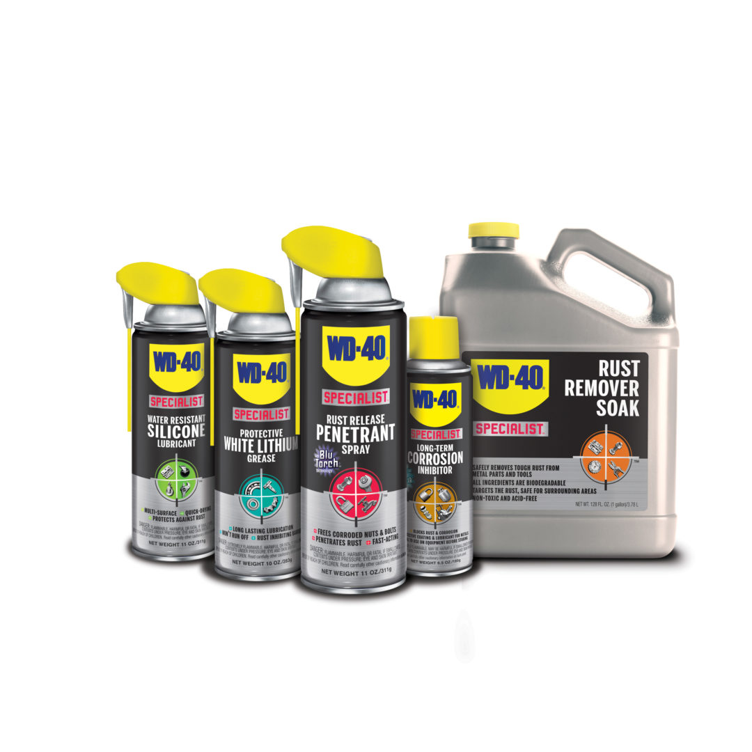 WD-40 launches Specialist line