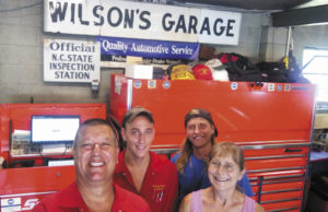 Wilson's Garage: Modern Technology with Country Pride
