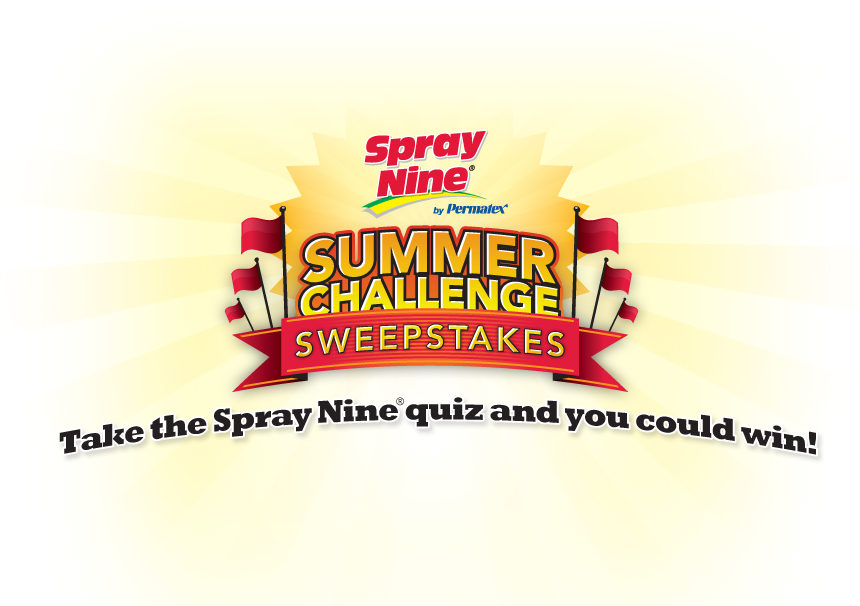 Win a $500 shopping spree in Permatex Summer Challenge