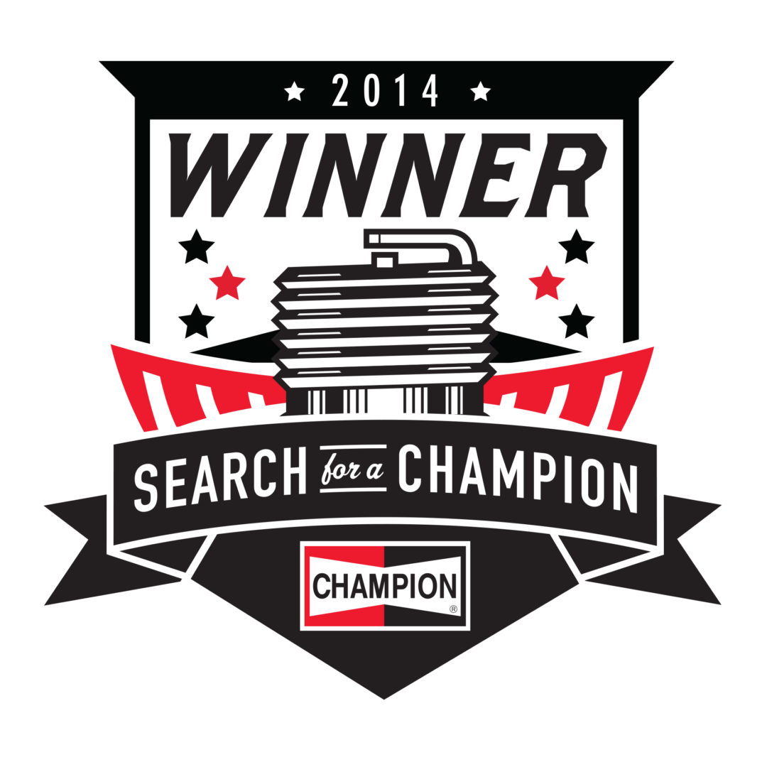 Winner chosen in 'Search for a Champion' contest