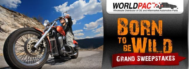 WORLDPAC names 'Born To Be Wild Sweepstakes' winners
