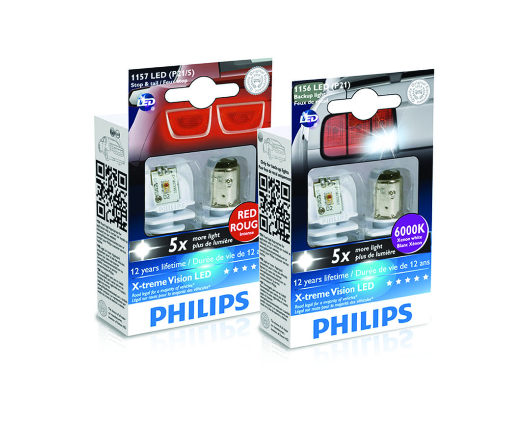 X-tremeVision LED Exterior Lighting from Philips Automotive